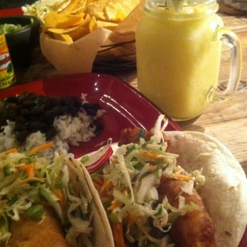 Fish taco 83 photos 128 reviews mexican restaurants for Fish taco bethesda