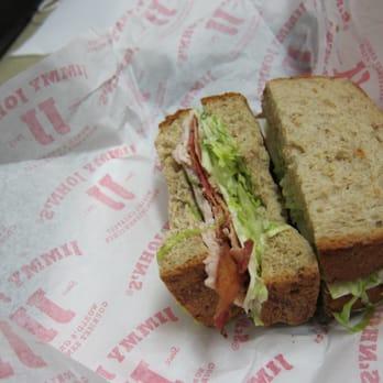 Jimmy John's 12 s & 59 Reviews Sandwiches 2450