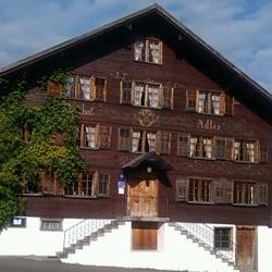 Gasthaus Adler, Schwarzenberg, Vorarlberg, Austria