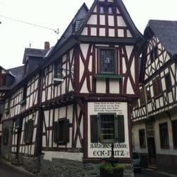 """Der """"Eck-Fritz"""" - erbaut 1597!"""