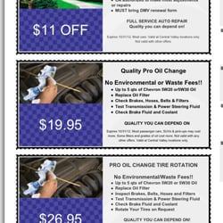 Quality Tune-Up - Great coupons online - Rancho Cordova, CA, Vereinigte Staaten