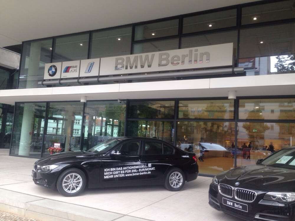 bmw berlin car dealers charlottenburg berlin germany reviews photos yelp. Black Bedroom Furniture Sets. Home Design Ideas