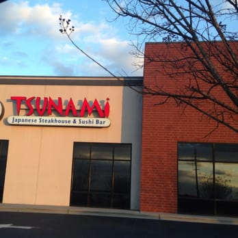 Tsunami restaurant concord nc coupons