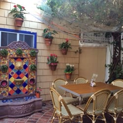 Matthew S Garden Cafe Cafes Pacific Palisades