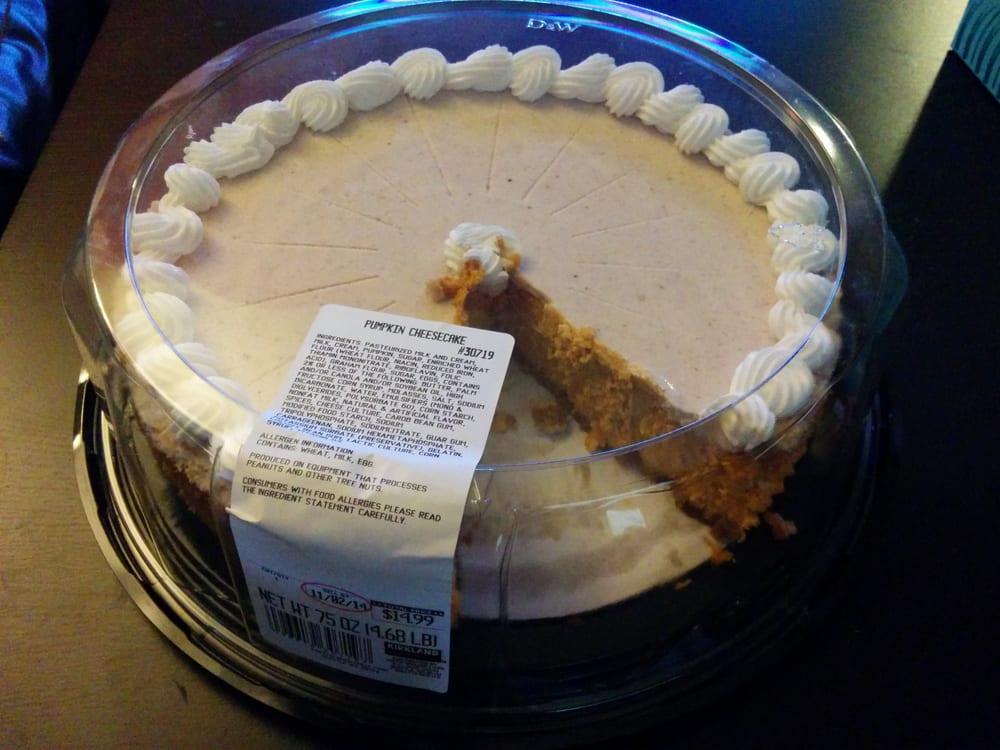 Costco Pumpkin Cheesecake Yelp
