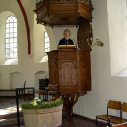 Evangelisch-reformierte Kirche Loga, Leer, Niedersachsen, Germany