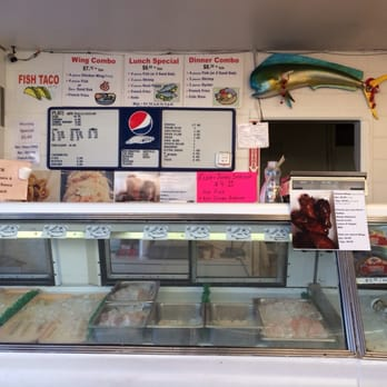Pomona fish market seafood pomona ca yelp for Empire fish market