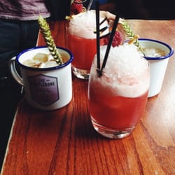 Tasty cocktails