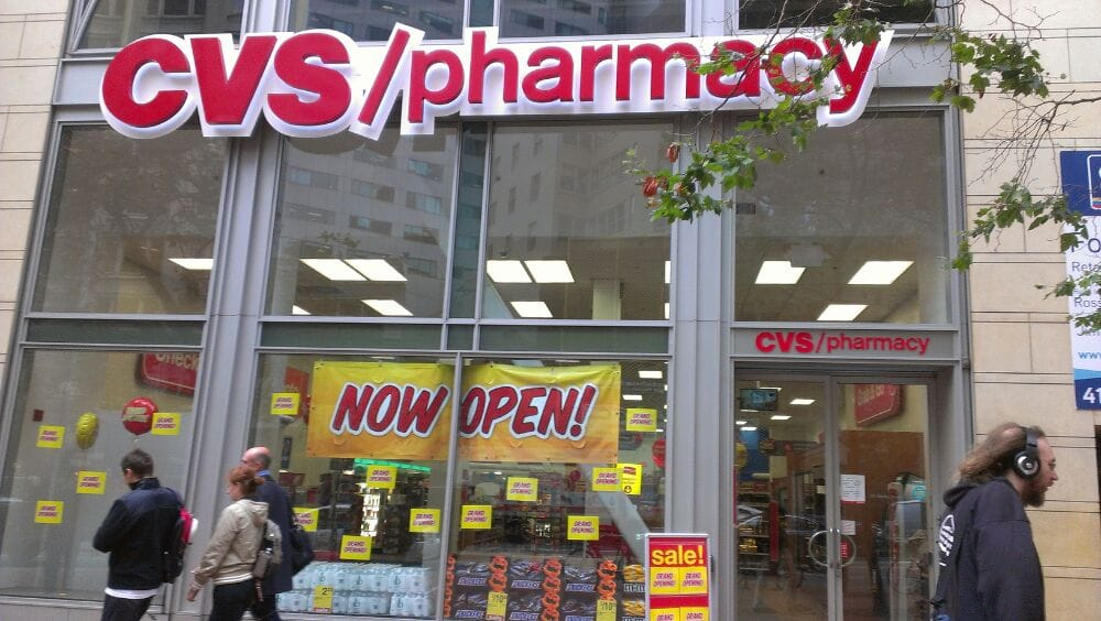 cvs pharmacy - financial district - san francisco  ca