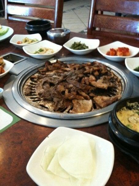 Incheonwon Bbq House 662 Photos Korean Restaurants 13321 Brookhurst St Garden Grove Ca