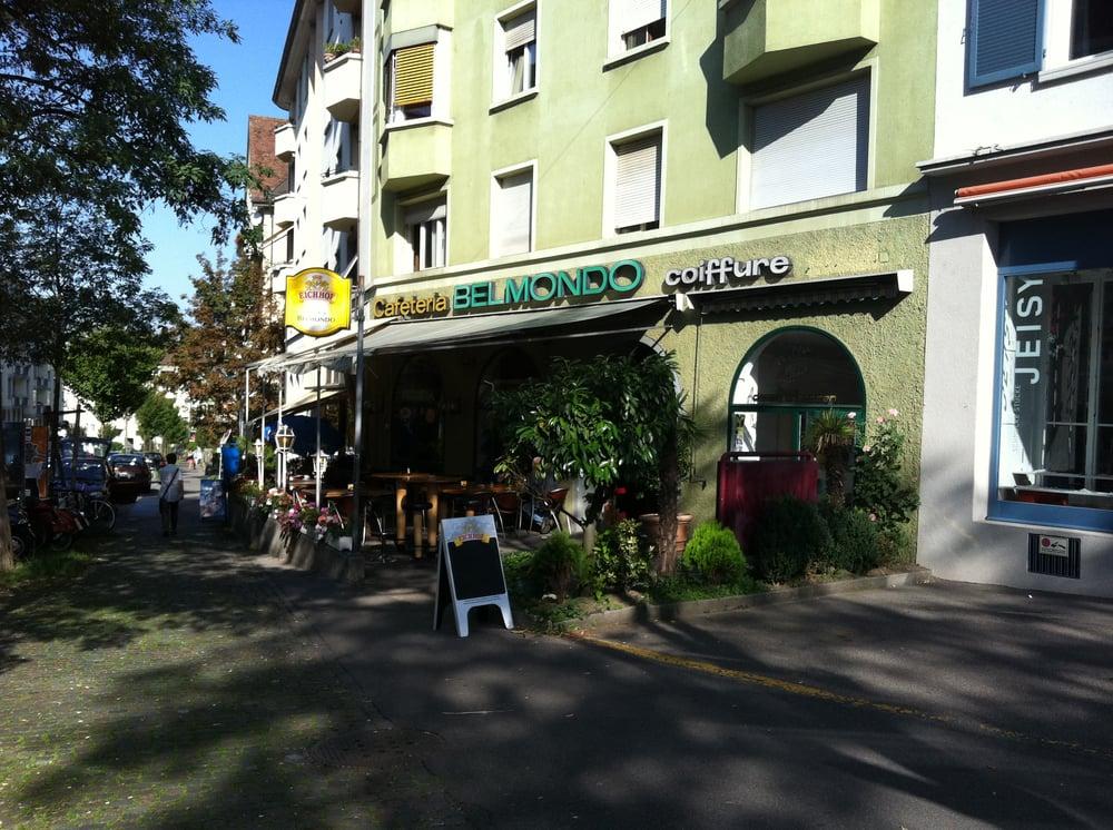 Barer å flørte Zürich