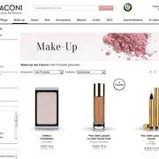 Make-Up von hochwertigen Marken