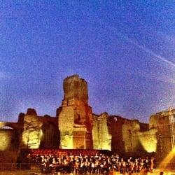 Opera di Roma alle Terme di Caracalla,…