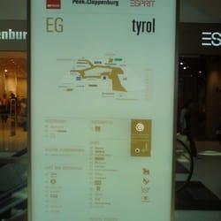Firmen Info Tafel.