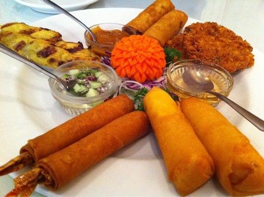 Thai house restaurant 148 photos thai arlington tx for Arlington thai cuisine