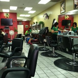 Fancy salon hair salons san diego ca yelp for 7 image salon san diego