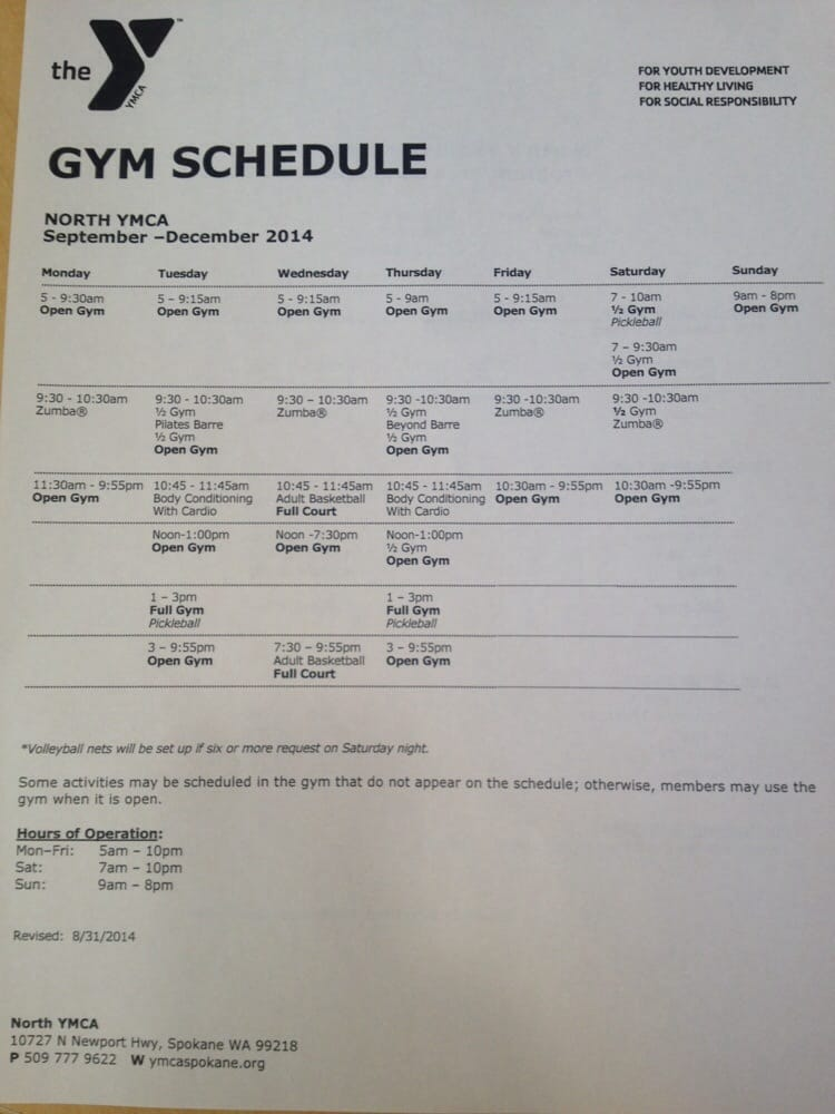 Tangerine retirement solutions ymca hours of operations