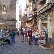 San Gregorio Armeno, Naples, Napoli, Italy