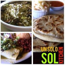 Un Solo Sol Kitchen   Los Angeles, CA, United States