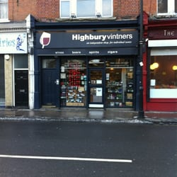 Highbury Vintners, London