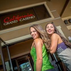 California casinos 18 years old