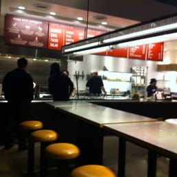 Chipotle Mexican Grill - Addison, IL, États-Unis. Inside