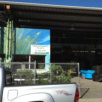 Make aquaponics for Waimanalo feed supply
