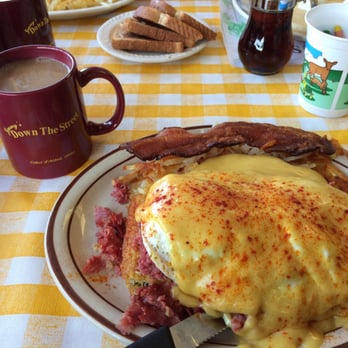 ... ID, United States. The Irish Benedict (bacon was separate). Delicious