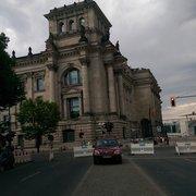 Ansicht von Kfeuzung Ebertstraße.....