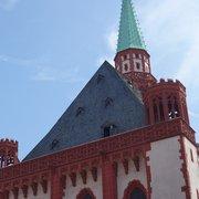 Old Nikolai Church.