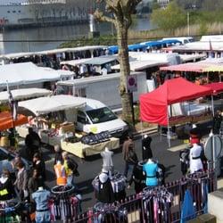 marché de Basse-Indre, Indre, Loire-Atlantique