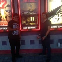Seacourt movie theater