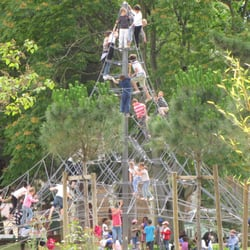 Le jardin d acclimatation 54 photos parc d attraction for Jardin 16eme