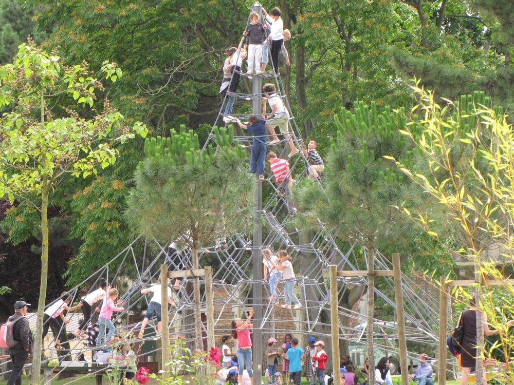Le jardin d acclimatation 54 photos amusement parks for Jardin 16eme