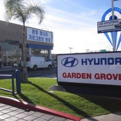 Garden Grove Hyundai Garden Grove Ca United States Yelp