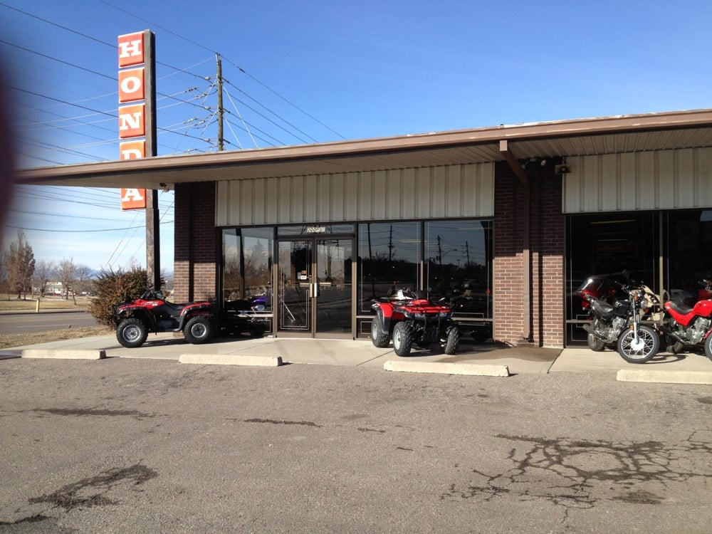 Aurora honda motorcycle dealers aurora co united for Colorado honda dealers