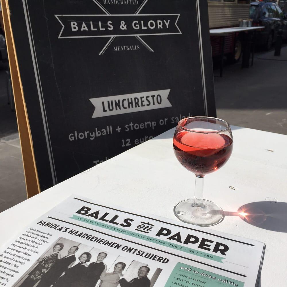 Balls glory fast food bruxelles ville de bruxelles for Bruxelles piscine