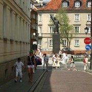 Stare Miasto, Warschau, Poland