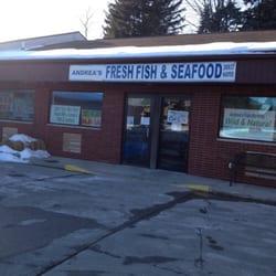 andrea s fish market ii clinton township mi yelp