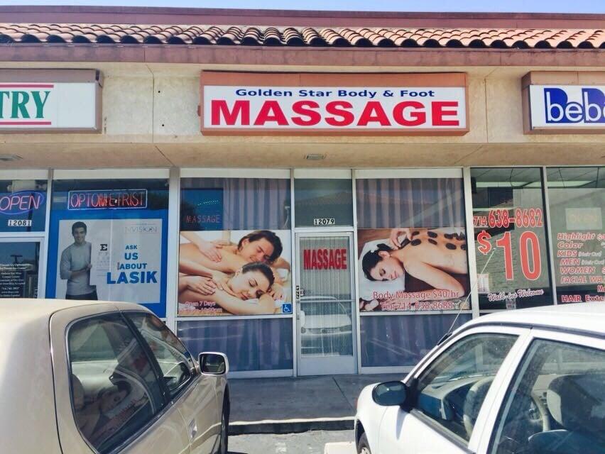 Golden Star Body Foot Massage Massage 12079 S Euclid