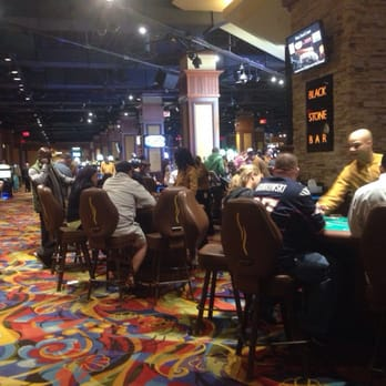 Twin river poker room