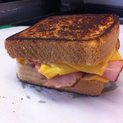 Thatsalata - Grilled ham-n-cheese on Texas Toast - Silver Spring, MD, Vereinigte Staaten