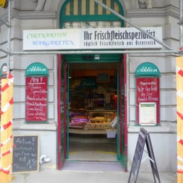 One of the best specialty food stores in Vienna