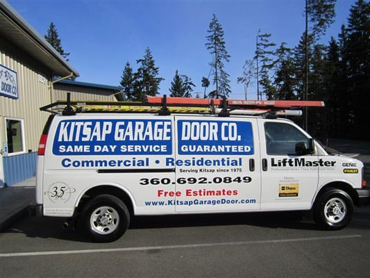 kitsap garage door co bremerton wa united states yelp