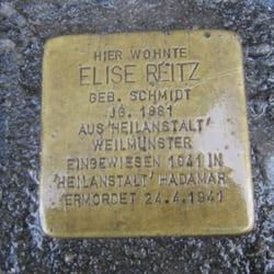 Stolpersteine, Gießen, Hessen