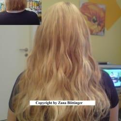 Haarverlängerung europäische Extensions…