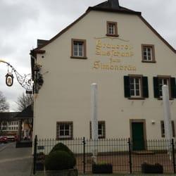 Zum Simonbräu, Bitburg, Rheinland-Pfalz