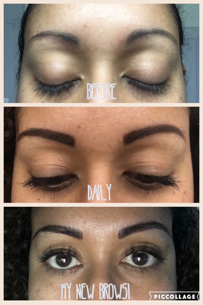 Thank you lisa i am in love with them yelp for 3d eyebrow tattoo el monte ca
