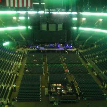 amalie arena tampa fl united states concert view