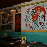 Cafe Pacifico, London